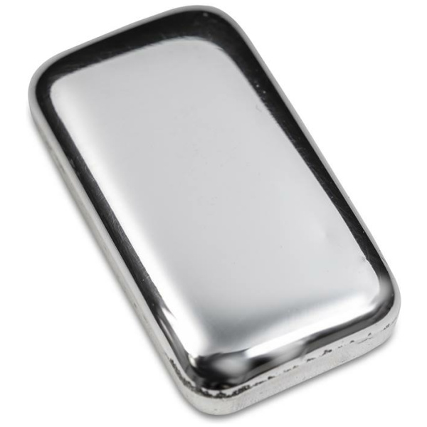 Gold Bullion Dealers 500 gram blank silver bar